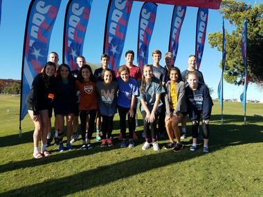 2017 Cross Country Awards