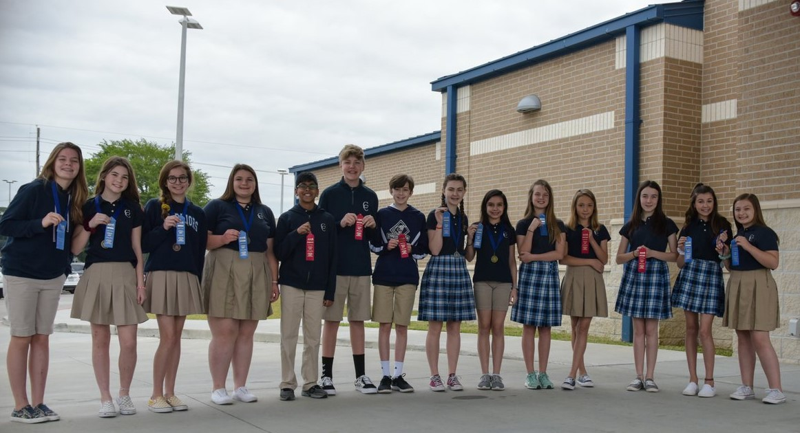 2019 ACSI MS District Speech Meet