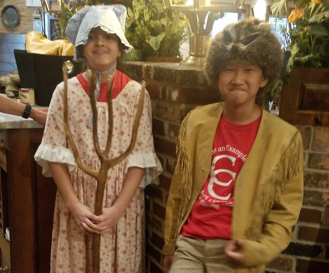 Texas History Comes to Life for Fourth-Grade Students