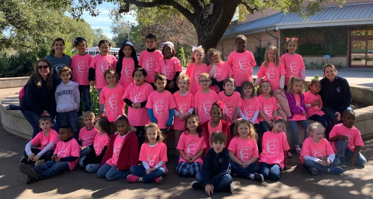Kindergarten Classes Visit the Houston Zoo