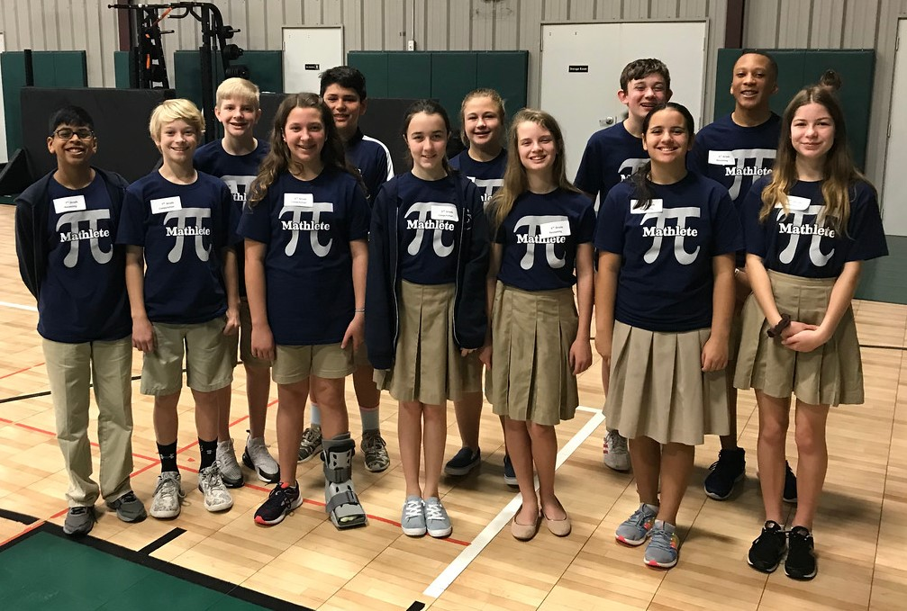 MS ACSI Area Math Olympics