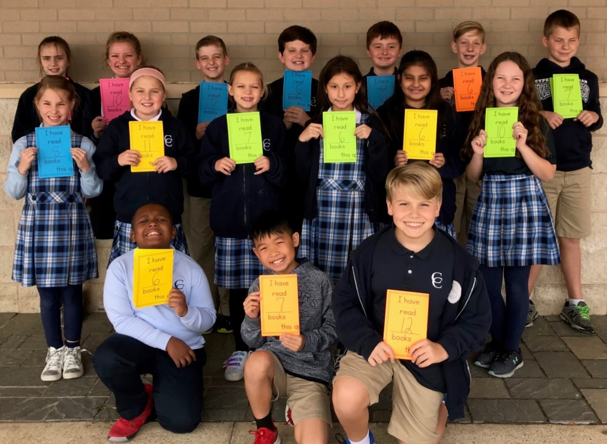 2019 Elementary Read-o-lution!