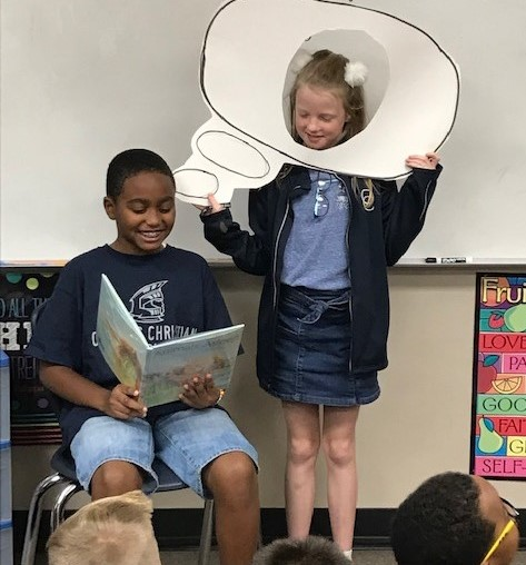 Fourth-Graders Learn About Metacognition
