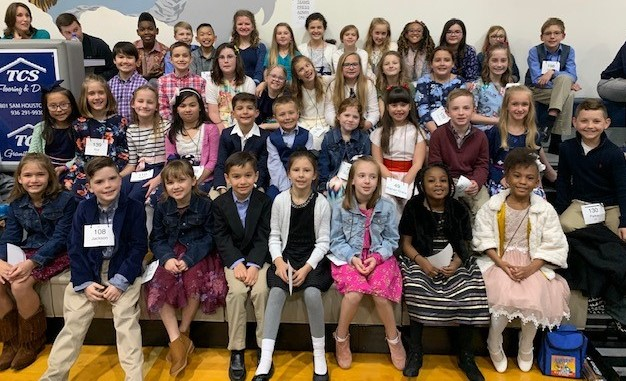 Elementary ACSI Speech Meet