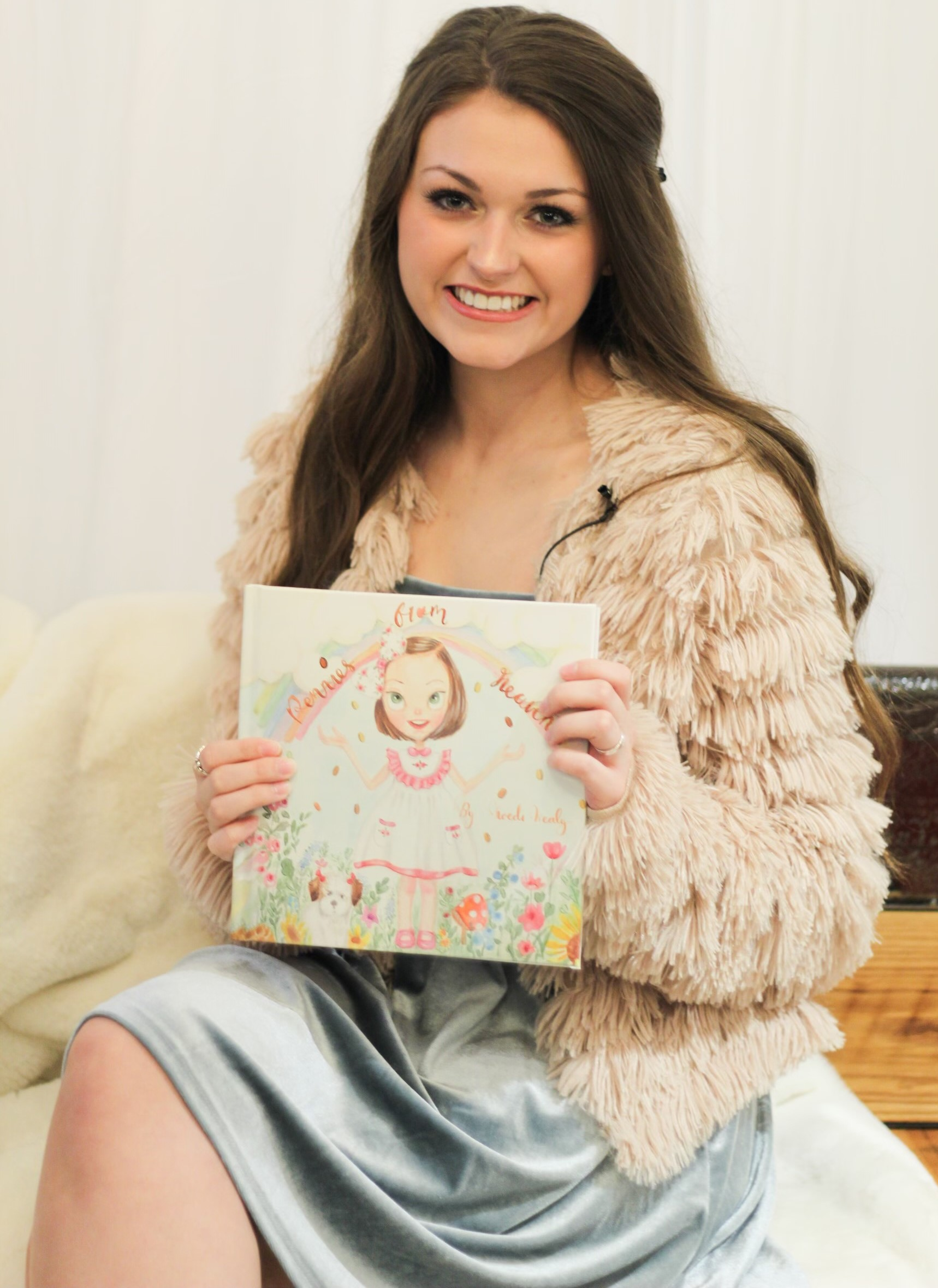 CCS Senior Releases Children's Book