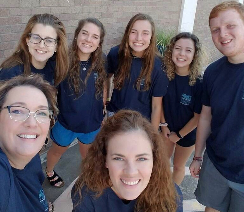 Yearbook Staff Wins Award at Camp