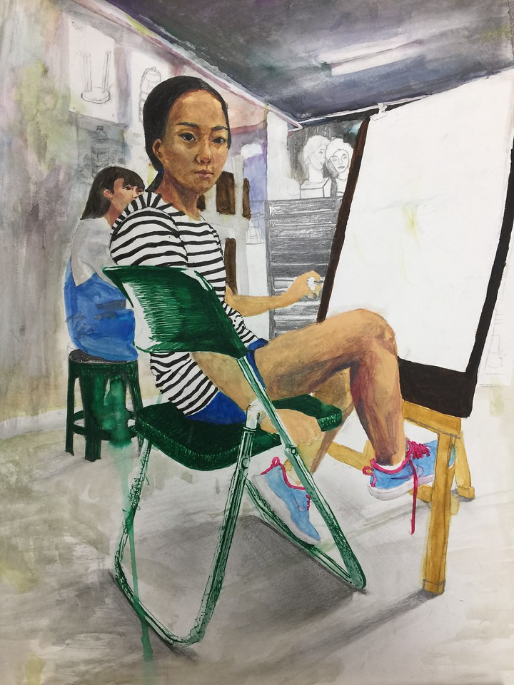 2018 Secondary ACSI Art Competition