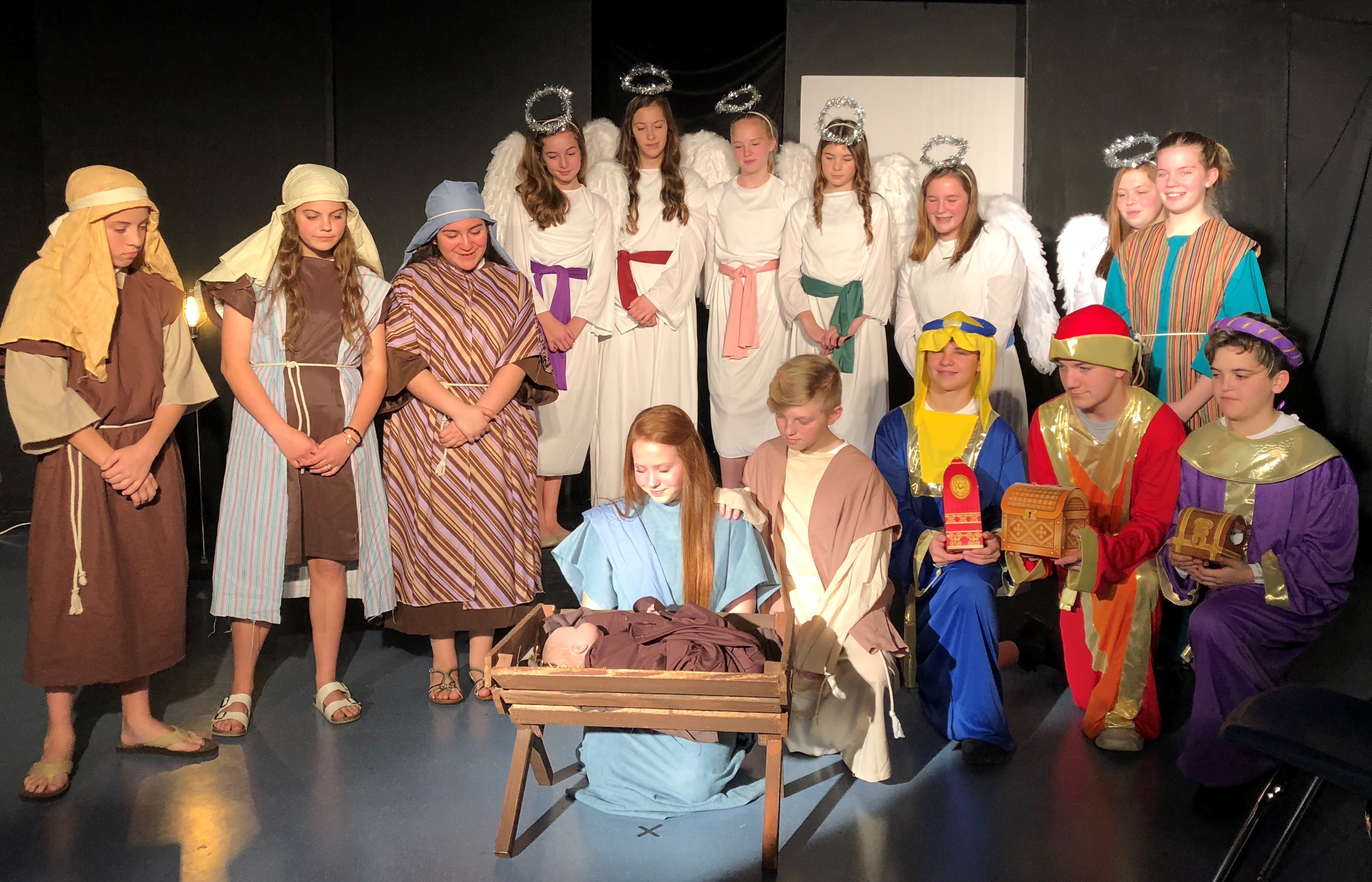 "Middle School Drama Presents ""Operation Christ Child"""
