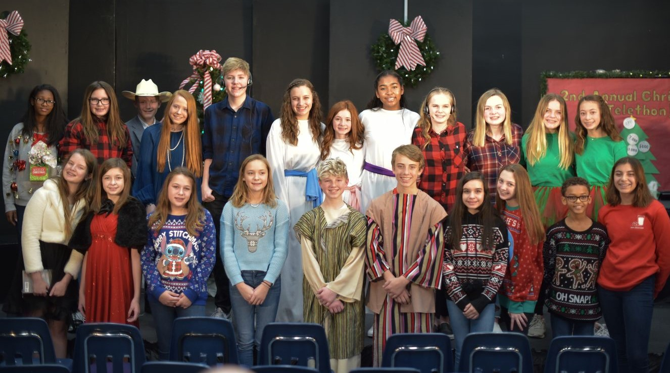 Middle School Christmas Play