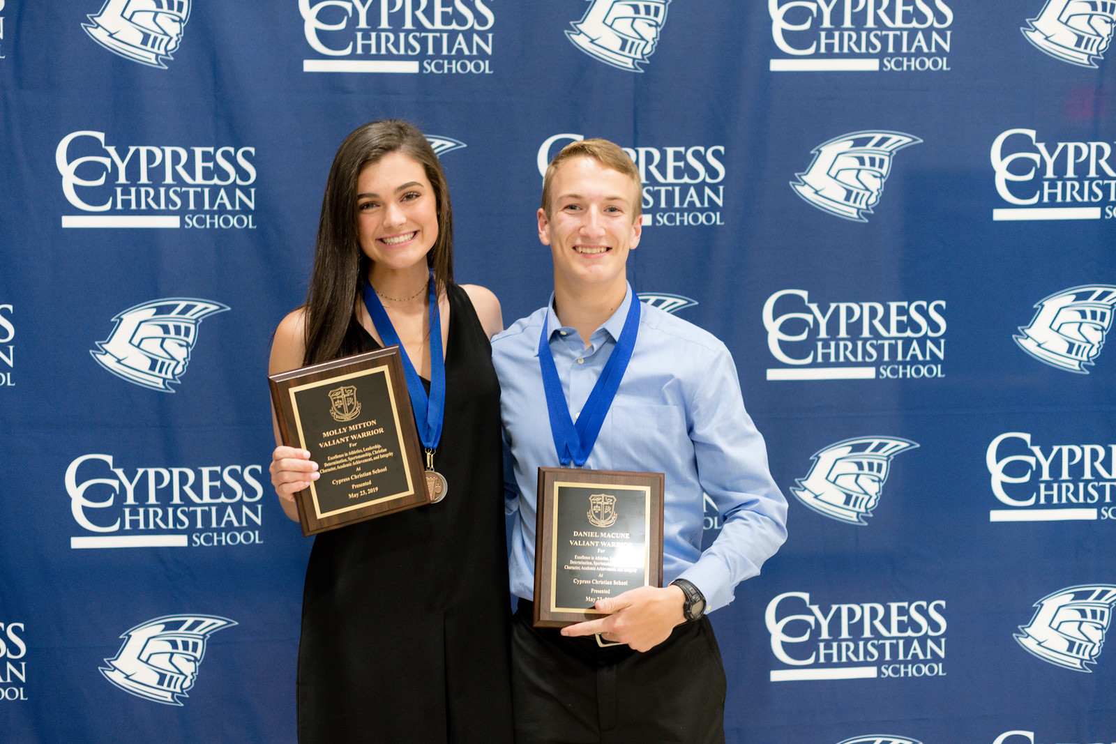 2019 Athletics Awards