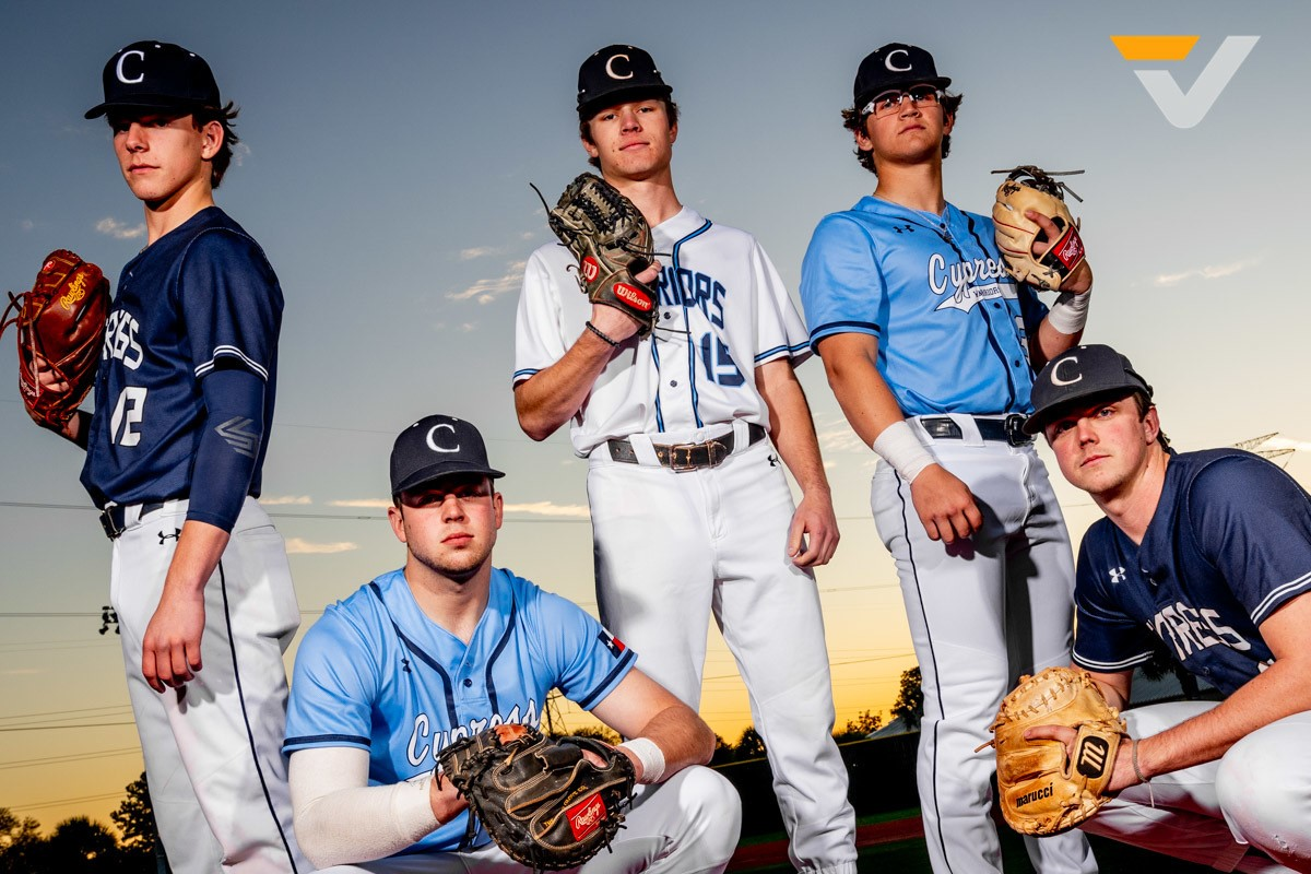 CCS Baseball Named Texas Private School Team of the Week