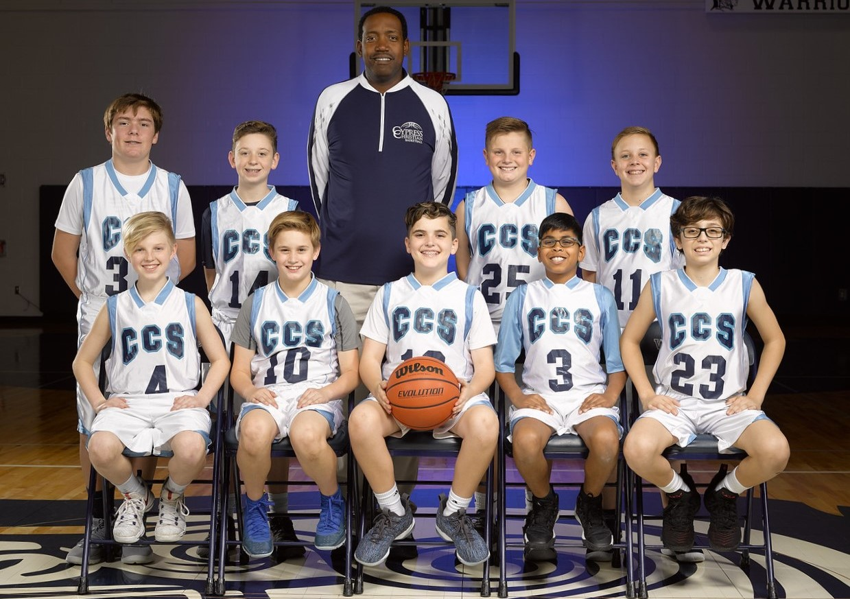 MS Boys Basketball B Team