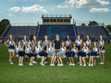 Varsity Cheer Update January 2017