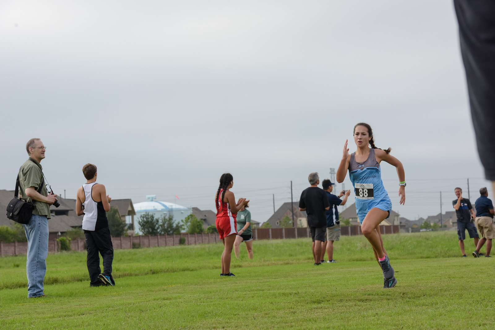 Cross Country First Annual CCS Warrior Invitational