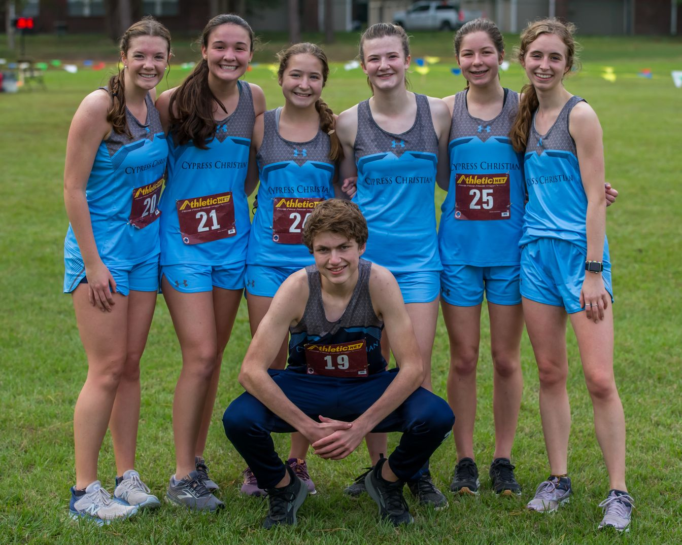 Cross Country Teams Will Compete in State Meet