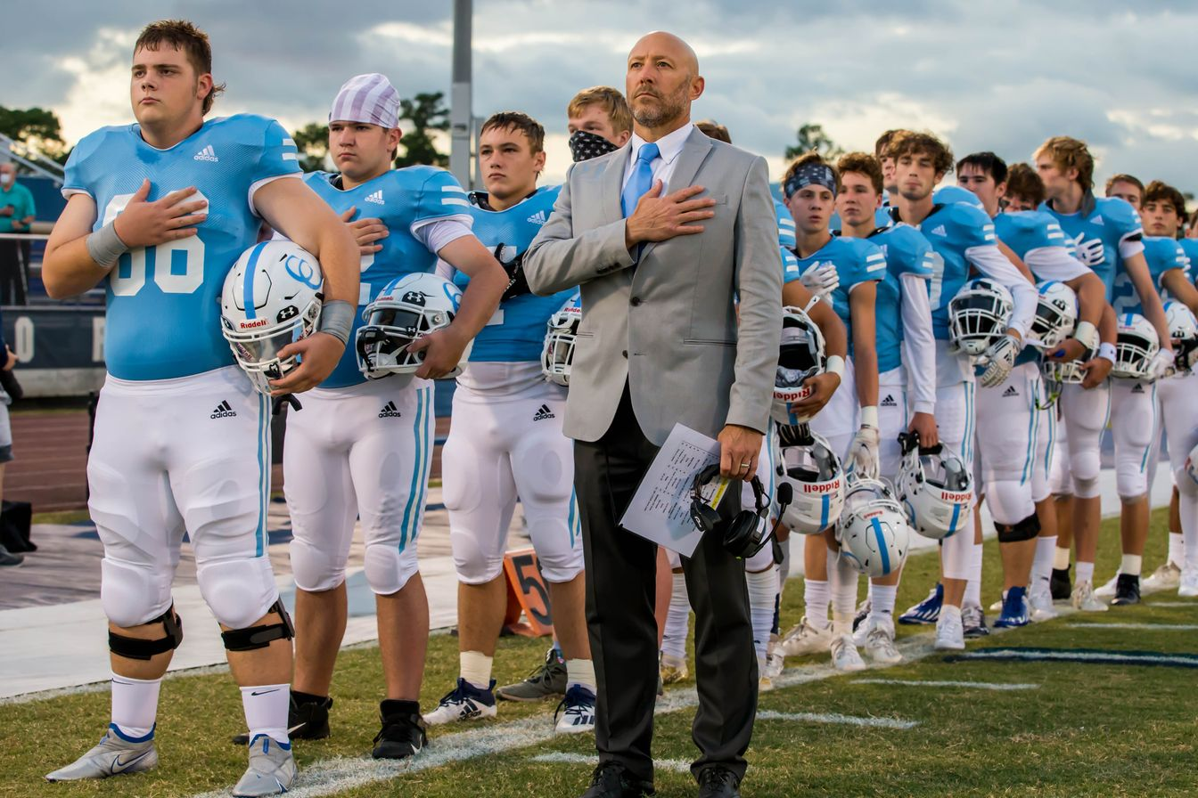 Coach Hogan Nominated for Coach of the Year