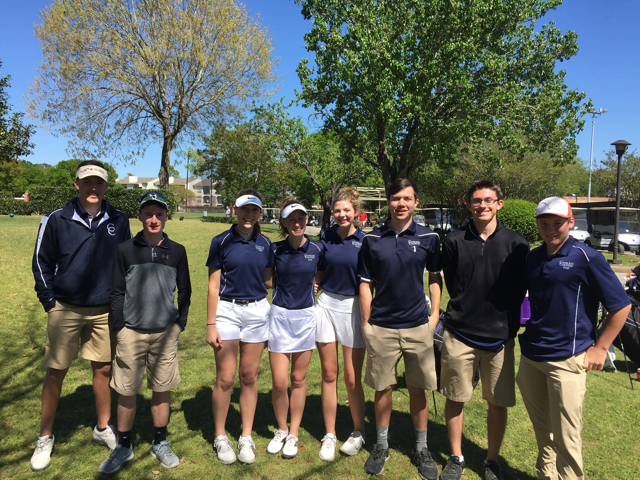 Golf Team Competes in Southwest Christian Academy Invitational