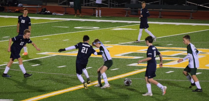 MS Boys Soccer Team Remains Undefeated