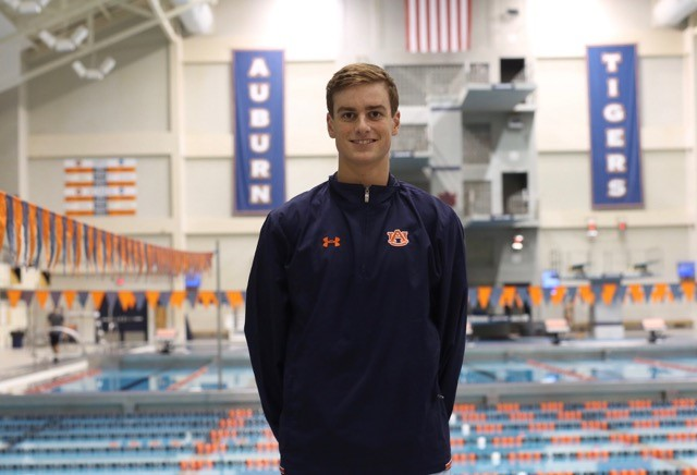 Junior Elliott Jones Commits to Auburn University