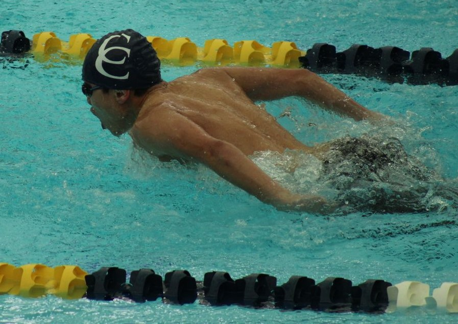 Warrior Swim Teams Compete in First Meet of the Season