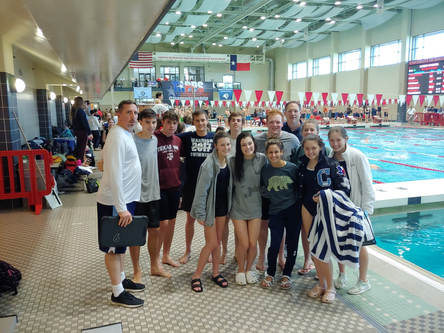 Swimmers Advance to State Meet