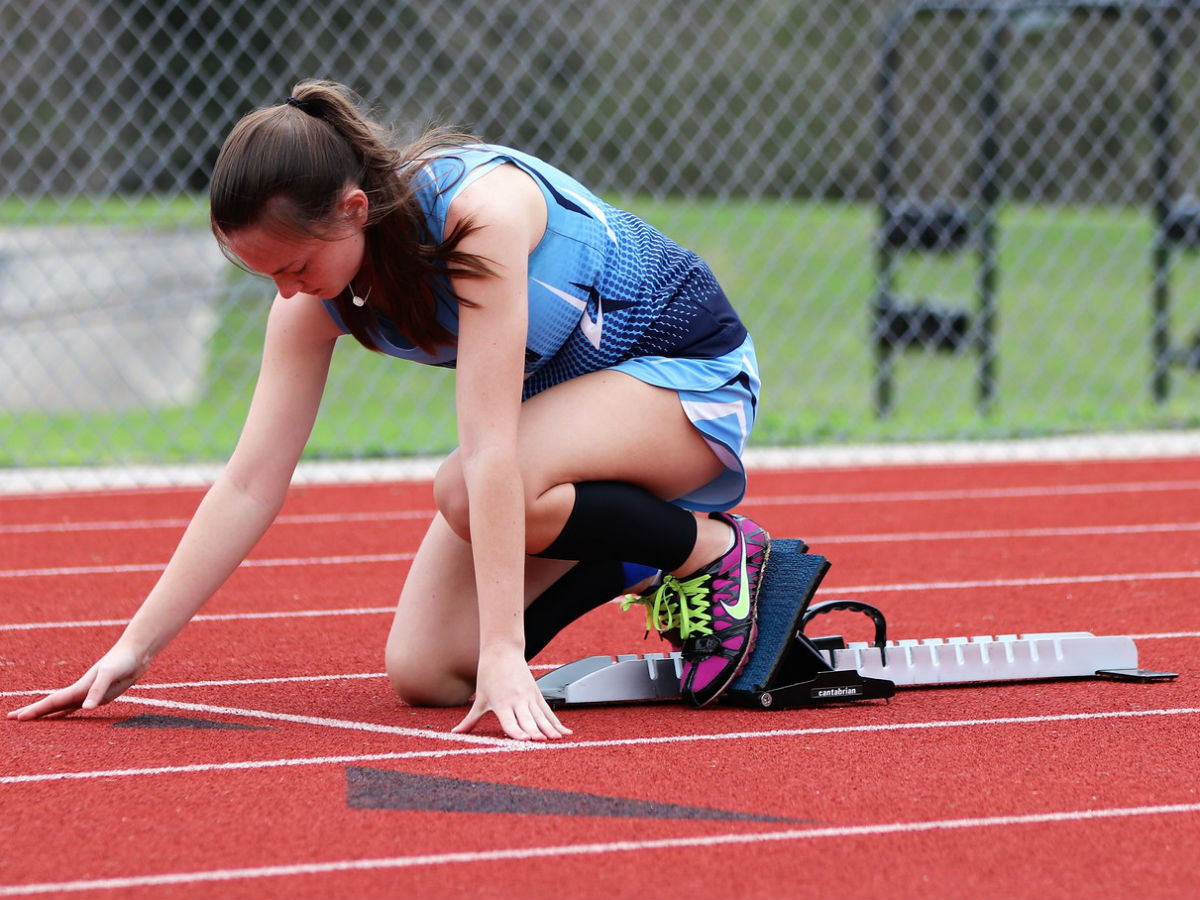 Track & Field Compete in Public School Meet