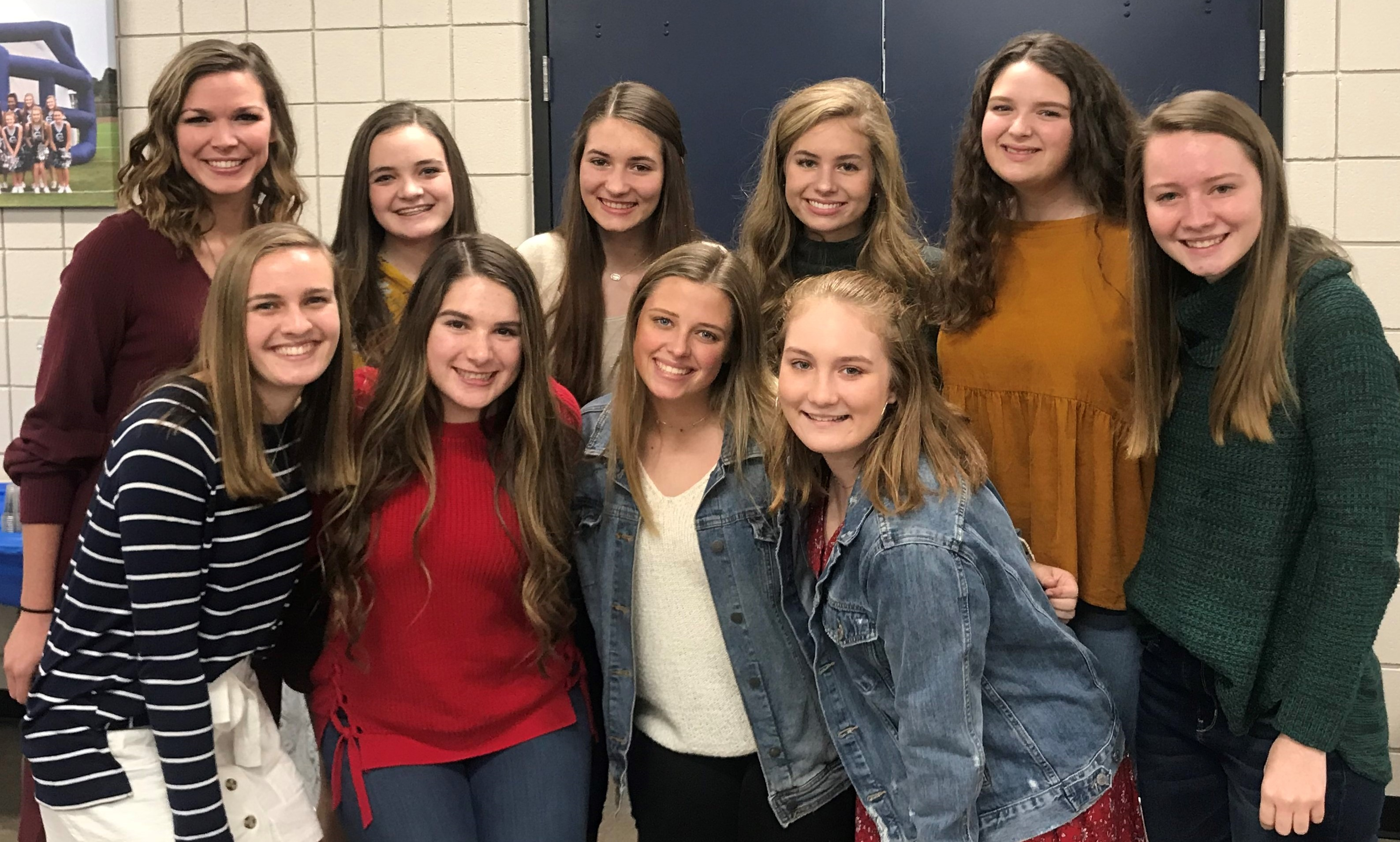Volleyball End-of-Year Awards
