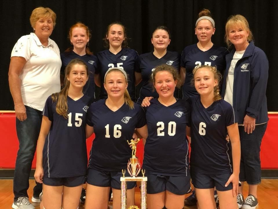 MS A Team Finishes First in Rosehill Tournament