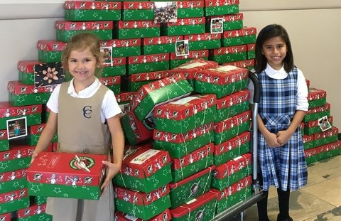 Operation Christmas Child 2017