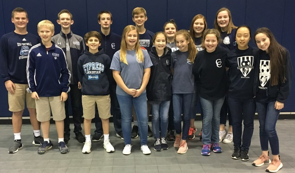 NJHS Welcomes New Members