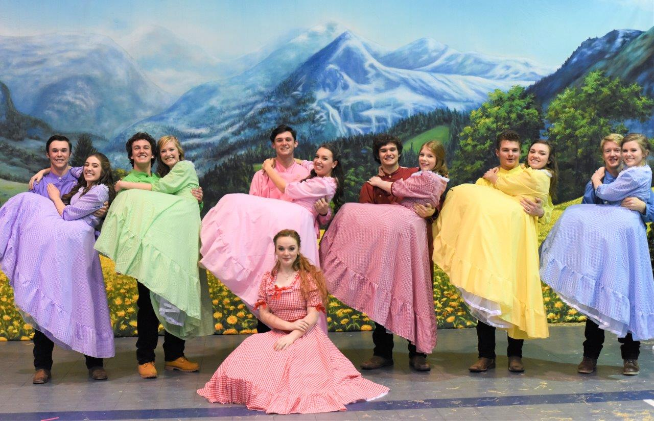 Seven Brides for Seven Brothers Delights Audiences
