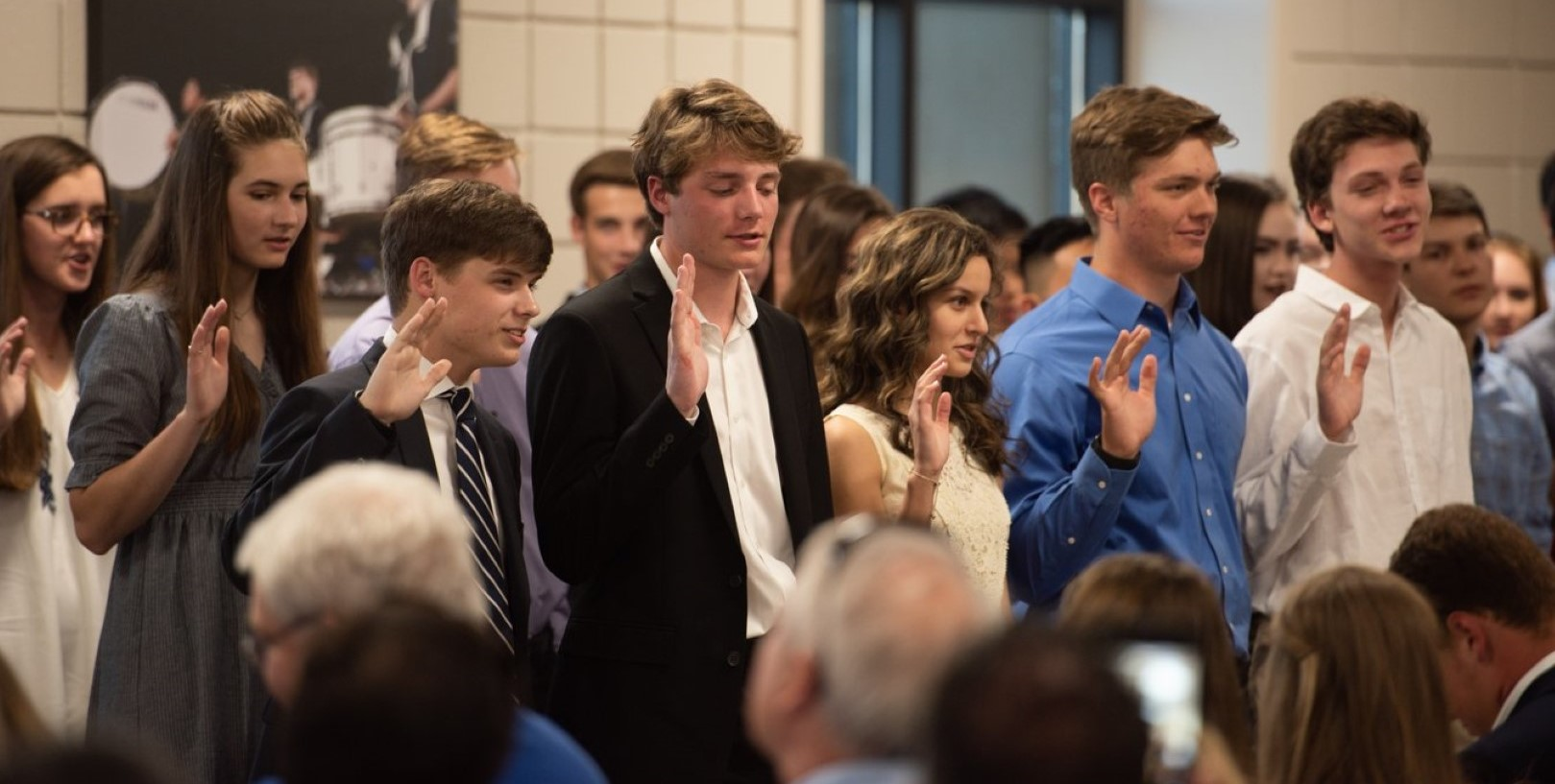 2019 NHS Induction Ceremony