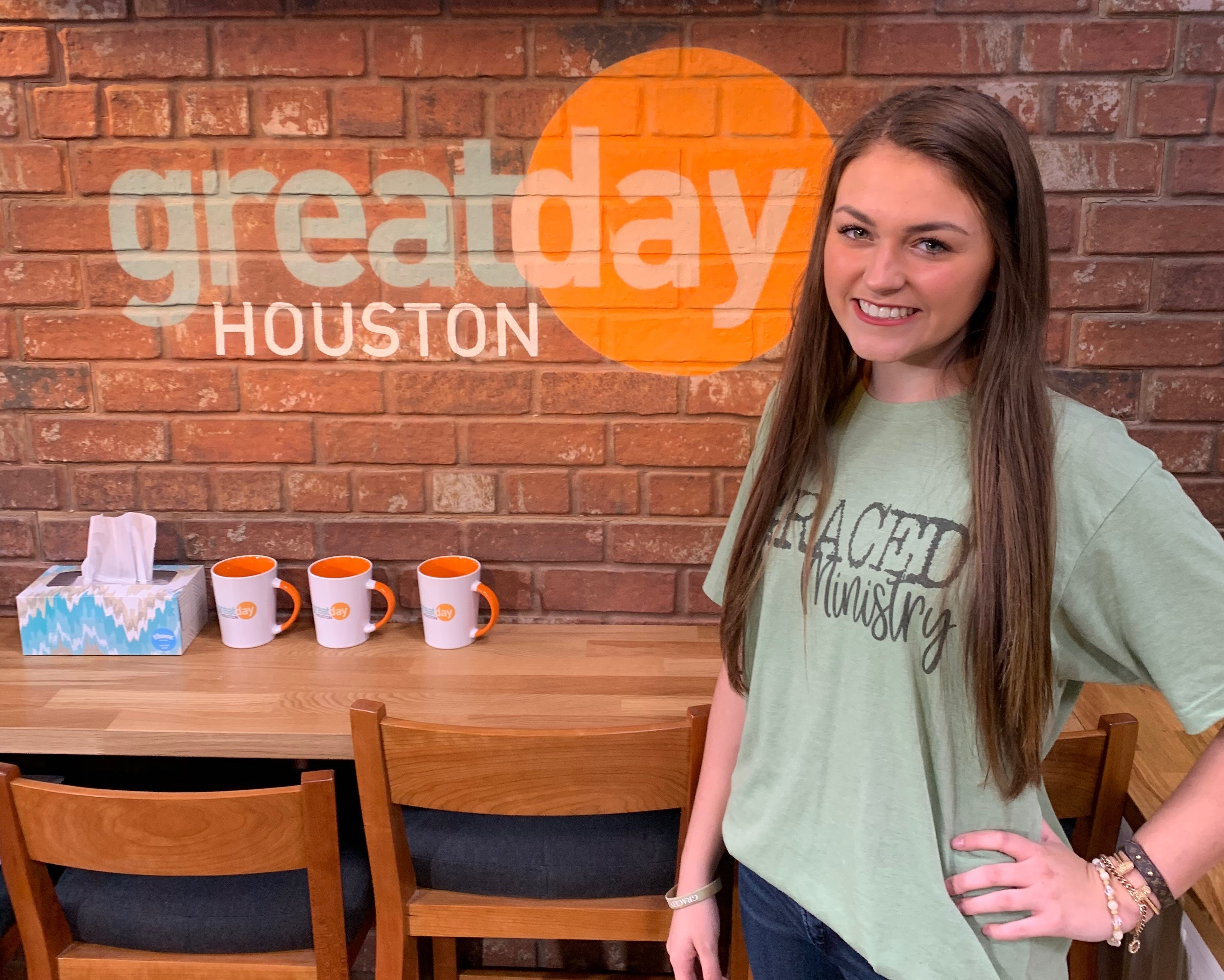 Koedi Nealy's Graced Ministry Appears on Great Day Houston